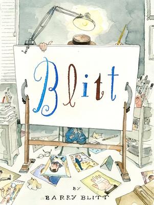 Blitt Cover Image