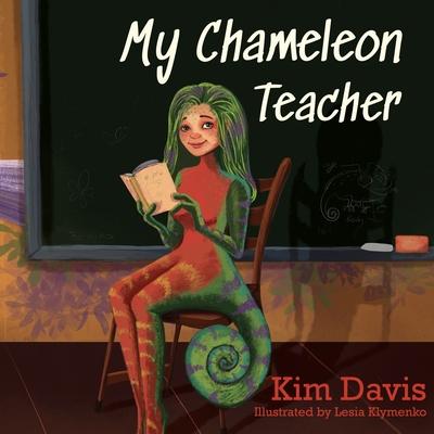 My Chameleon Teacher Cover Image