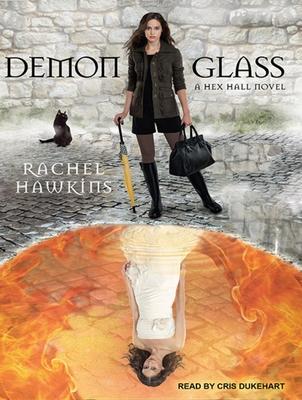 Demonglass Cover Image
