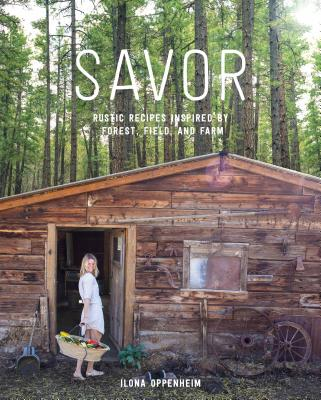 Cover for Savor