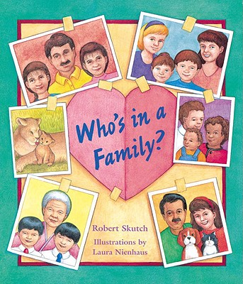 Who's in a Family? Cover