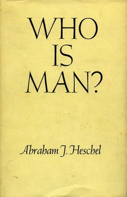 Who Is Man? (Raymond Fred West Memorial Lectures on Immortality #1963) Cover Image