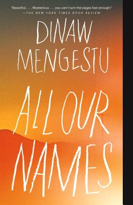 Cover for All Our Names