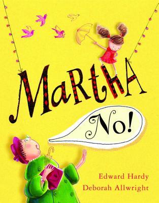 Martha, No! Cover