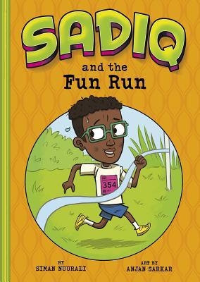 Sadiq and the Fun Run Cover Image