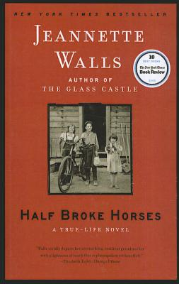 Cover for Half Broke Horses
