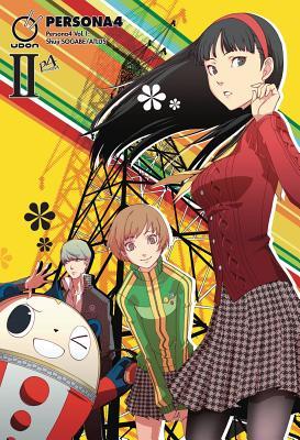 Persona 4, Volume 2 (Persona 4 Gn #2) Cover Image