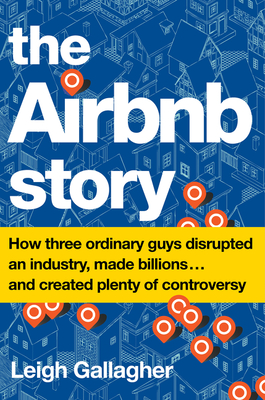 The Airbnb Story cover image