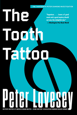 The Tooth Tattoo (A Detective Peter Diamond Mystery #13) Cover Image