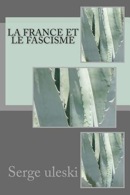 La France et le fascisme Cover Image