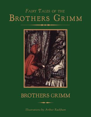 Fairy Tales of the Brothers Grimm (Knickerbocker Children's Classics #5) Cover Image