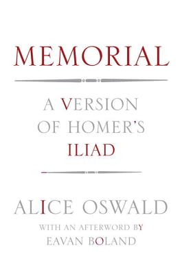 Memorial: A Version of Homer's Iliad Cover Image