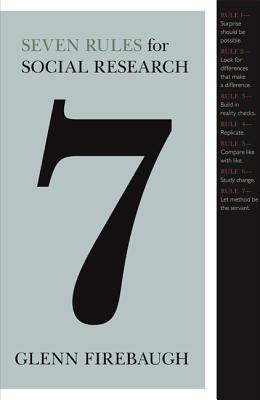 Seven Rules for Social Research Cover Image