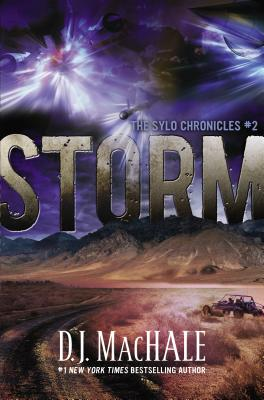 Storm: The SYLO Chronicles #2 Cover Image
