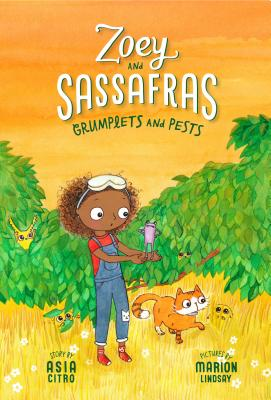 Grumplets and Pests (Zoey and Sassafras #7) Cover Image