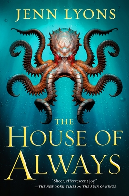 The House of Always (A Chorus of Dragons #4) Cover Image