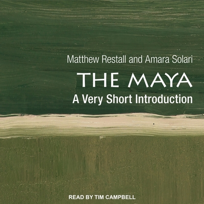 The Maya: A Very Short Introduction Cover Image