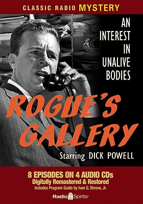 Rogue's Gallery: An Interest in Unalive Bodies Cover Image
