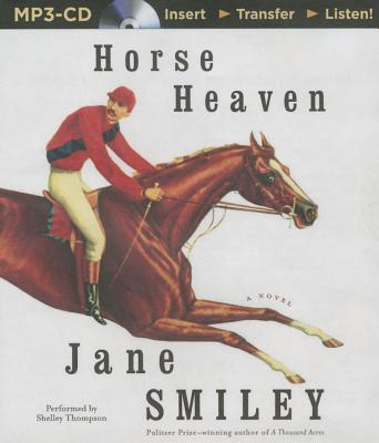 Horse Heaven Cover Image