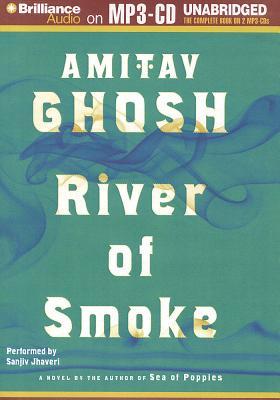 River of Smoke Cover Image