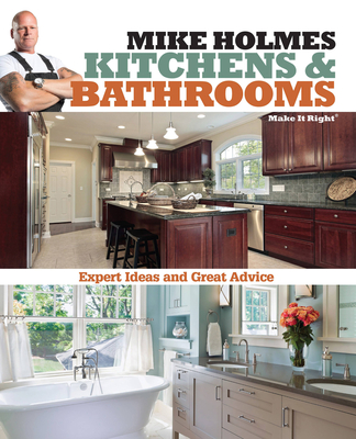 Mike Holmes Kitchens & Bathrooms Cover Image