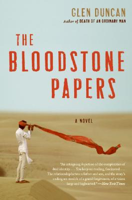 The Bloodstone Papers Cover