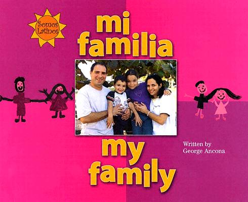 Mi Familia/My Family Cover Image
