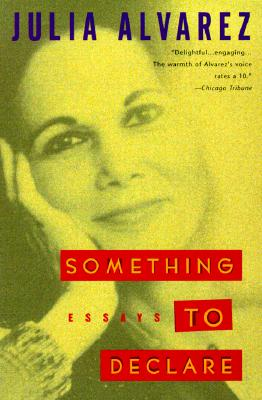 Something to Declare Cover