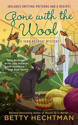 Gone with the Wool (A Yarn Retreat Mystery #4) Cover Image