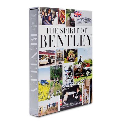 Be Extraordinary, the Spirit of Bentley (Classics) Cover Image