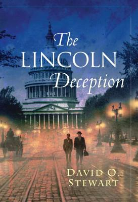 The Lincoln Deception (A Fraser and Cook Mystery #1) Cover Image