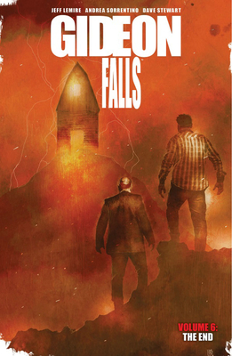 Gideon Falls, Volume 6: The End Cover Image