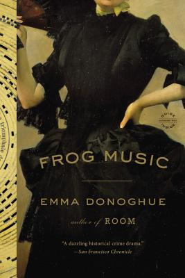 Cover for Frog Music