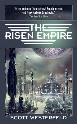 The Risen Empire Cover Image