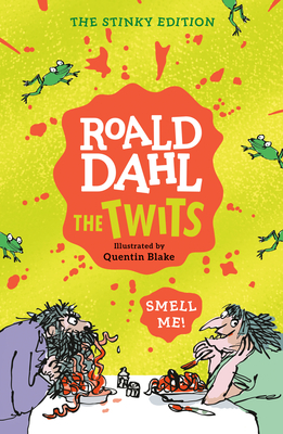 The Twits: The Stinky Edition Cover Image