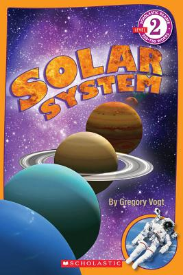 Scholastic Reader Level 2: Solar System Cover Image