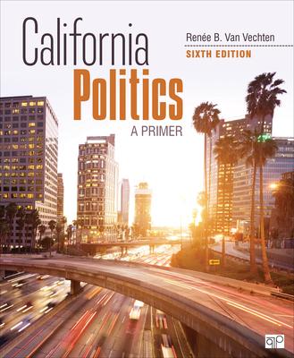 California Politics: A Primer Cover Image