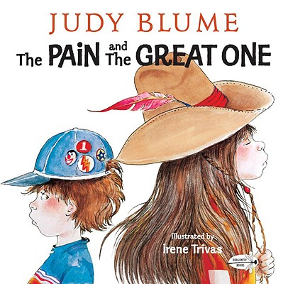 Pain and the Great One Cover
