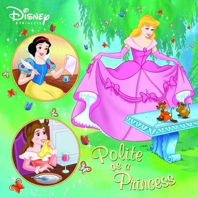 Polite as a Princess Cover
