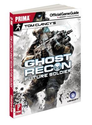 Tom Clancy's Ghost Recon Future Soldier Cover