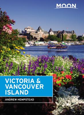 Moon Victoria & Vancouver Island (Travel Guide) Cover Image