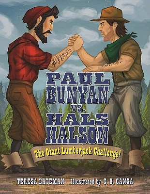 Paul Bunyan vs. Hals Halson Cover