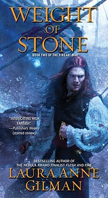 Weight of Stone: Book Two of the Vineart War Cover Image