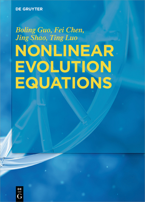 Nonlinear Evolution Equations Cover Image