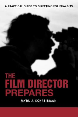 The Film Director Prepares Cover