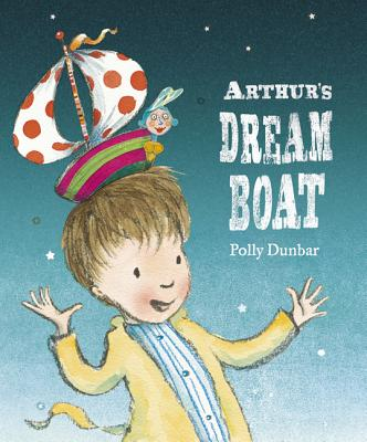 Arthur's Dream Boat Cover