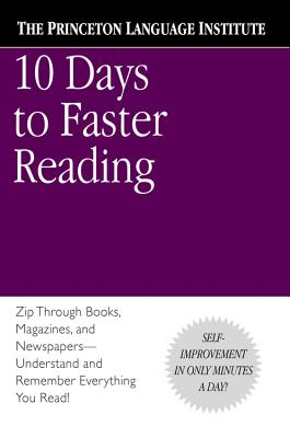 10 Days to Faster Reading Cover Image