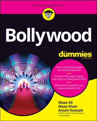 Bollywood for Dummies Cover Image