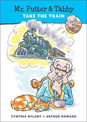 Mr. Putter & Tabby Take the Train Cover Image