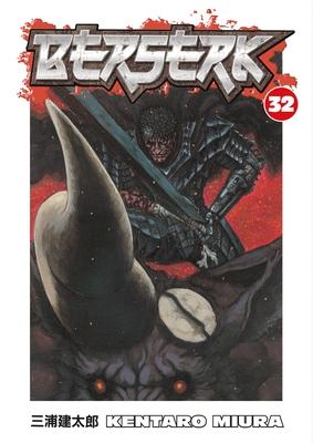Berserk, Vol. 32 cover image
